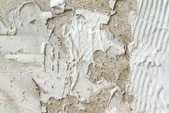 Ριγωτή επικεράμωση τοίχων ασβεστοκονιάματος για να περιμένει στοκ φωτογραφίες με δικαίωμα ελεύθερης χρήσης