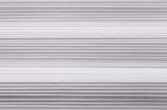 Ριγωτή ημίτοή κυματιστή γκρίζα σύσταση εγγράφου, αφηρημένο υπόβαθρο Στοκ Εικόνες