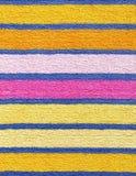 Ριγωτή σύσταση πετσετών στοκ φωτογραφία με δικαίωμα ελεύθερης χρήσης
