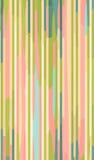 Ριγωτή σύσταση Glitchy Στοκ φωτογραφίες με δικαίωμα ελεύθερης χρήσης