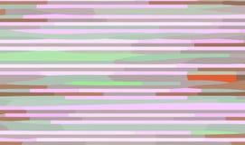 Ριγωτή σύσταση Glitchy Ελεύθερη απεικόνιση δικαιώματος