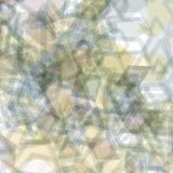 Ριγωτή σύσταση Glitchy Στοκ Εικόνα