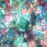 Ριγωτή σύσταση Glitchy Απεικόνιση αποθεμάτων