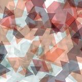 Ριγωτή σύσταση Glitchy Στοκ εικόνες με δικαίωμα ελεύθερης χρήσης