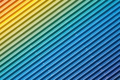Ριγωτή χρωματισμένη σύσταση υποβάθρου χαρτονιού στοκ φωτογραφία με δικαίωμα ελεύθερης χρήσης