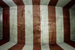 ριγωτός τοίχος Στοκ εικόνες με δικαίωμα ελεύθερης χρήσης