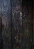 Ριγωτό ξύλινο πίσω ξύλο Στοκ Εικόνες