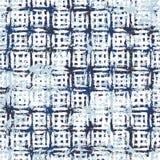 Ριγωτό σχέδιο με τις βουρτσισμένες γραμμές Στοκ φωτογραφία με δικαίωμα ελεύθερης χρήσης