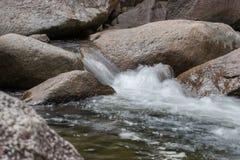 Ροές του νερού Στοκ εικόνα με δικαίωμα ελεύθερης χρήσης