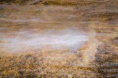 Ροές του νερού Στοκ Φωτογραφία