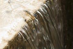 Ροή καθαρού νερού Στοκ φωτογραφίες με δικαίωμα ελεύθερης χρήσης