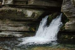 Ροή νερών πηγής Blanchard Στοκ Εικόνες