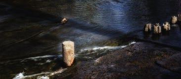 Ροή ποταμών Στοκ Φωτογραφίες