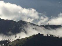 Ροή σύννεφων στοκ εικόνες