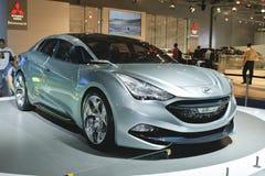 ροή Hyundai ι έννοιας Στοκ φωτογραφία με δικαίωμα ελεύθερης χρήσης