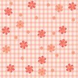 ροζ ανασκόπησης Στοκ Φωτογραφίες