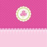 ροζ απεικόνισης Πάσχας κ&alp ελεύθερη απεικόνιση δικαιώματος