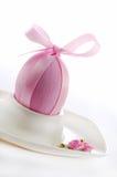ροζ αυγών Στοκ εικόνες με δικαίωμα ελεύθερης χρήσης