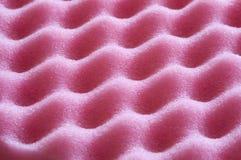 ροζ αφρού Στοκ Εικόνα