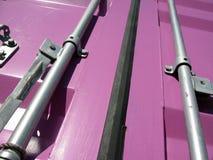ροζ εμπορευματοκιβωτίων Στοκ Εικόνες
