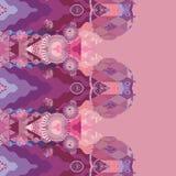 Ροζ διακοσμήσεων Στοκ Εικόνα