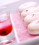 ροζ κέικ Στοκ φωτογραφίες με δικαίωμα ελεύθερης χρήσης