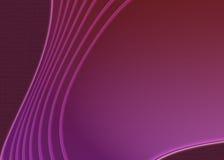 ροζ καμπυλών Στοκ εικόνα με δικαίωμα ελεύθερης χρήσης