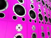 ροζ κιβωτίων Στοκ φωτογραφία με δικαίωμα ελεύθερης χρήσης