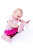 ροζ κοριτσακιών Στοκ Εικόνα