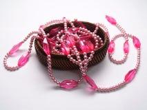 ροζ κοσμημάτων Στοκ φωτογραφία με δικαίωμα ελεύθερης χρήσης