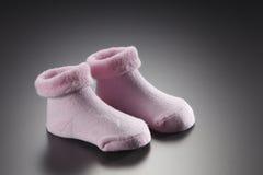 ροζ λειών μωρών Στοκ εικόνα με δικαίωμα ελεύθερης χρήσης