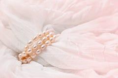 ροζ μαργαριταριών Στοκ εικόνες με δικαίωμα ελεύθερης χρήσης