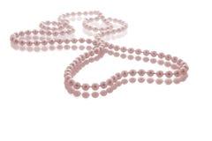 ροζ μαργαριταριών Στοκ φωτογραφία με δικαίωμα ελεύθερης χρήσης