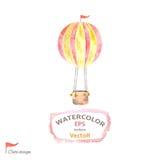 ροζ μπαλονιών Στοκ φωτογραφίες με δικαίωμα ελεύθερης χρήσης