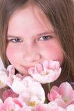 ροζ ομορφιάς στοκ φωτογραφίες με δικαίωμα ελεύθερης χρήσης