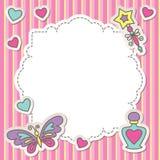 ροζ πλαισίων Στοκ Εικόνα