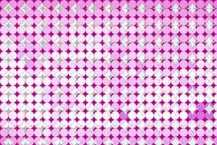 ροζ προτύπων ανασκόπησης Στοκ εικόνα με δικαίωμα ελεύθερης χρήσης