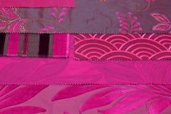 ροζ προτύπων Στοκ εικόνα με δικαίωμα ελεύθερης χρήσης