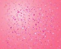 ροζ συμβαλλόμενων μερών &alpha Στοκ εικόνες με δικαίωμα ελεύθερης χρήσης