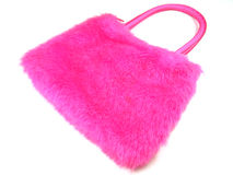 ροζ τσαντών Στοκ Φωτογραφία