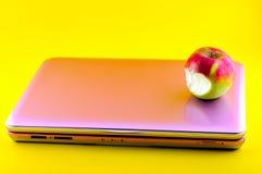 ροζ υπολογιστών Στοκ Εικόνες