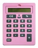 ροζ υπολογιστών Στοκ εικόνα με δικαίωμα ελεύθερης χρήσης