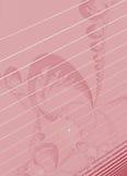 ροζ φαντασίας ελεύθερη απεικόνιση δικαιώματος