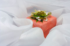 ροζ 3 κιβωτίων Στοκ φωτογραφίες με δικαίωμα ελεύθερης χρήσης