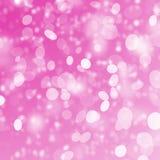 Ροζ Boke Στοκ Εικόνες