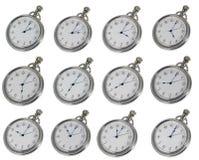 ρολόγια τσεπών Στοκ φωτογραφία με δικαίωμα ελεύθερης χρήσης