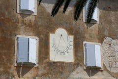 Ρολόι ήλιων στοκ εικόνες