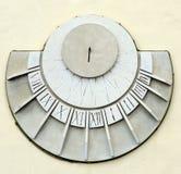 ρολόι ήλιων Στοκ Φωτογραφία