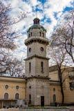 Ρολόι Βουλγαρία Βάρνα πόλεων Στοκ Φωτογραφία