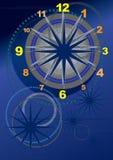 ρολόι γραφικό διανυσματική απεικόνιση